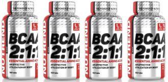 AKCE 3+1 ZDARMA Nutrend BCAA 2:1:1 tabs 150 tbl