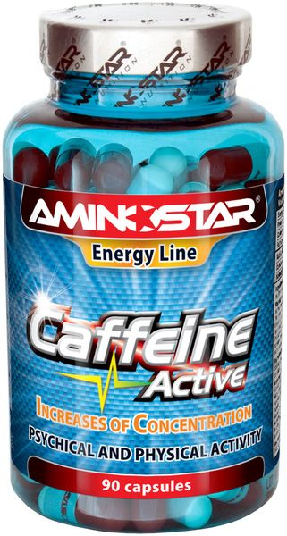 Aminostar CAFEIN ACTIV