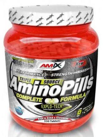 AMIX Amino Pills 660 tbl