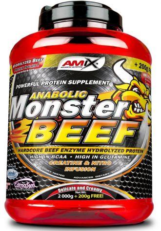 AMIX ANABOLIC MONSTER BEEF 90% 1000g