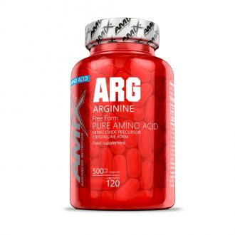 AMIX Arginine 120 kps
