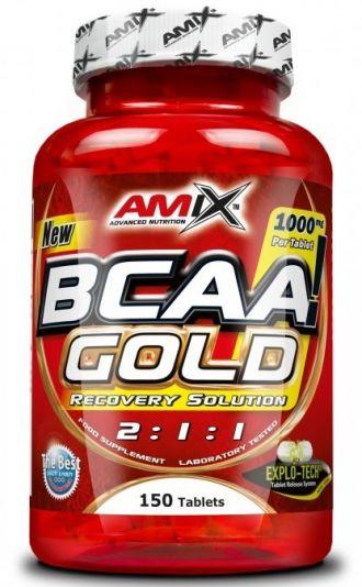 AMIX BCAA GOLD 300 tbl.