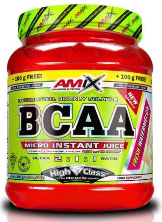 AMIX BCAA Micro Instant Juice 400g + 100g zdarma