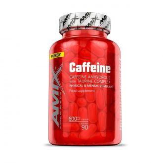 AMIX Caffeine with Taurine 90 kps