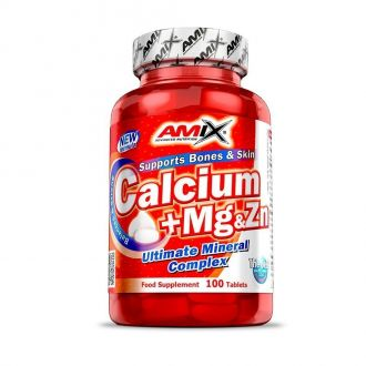 AMIX Calcium + Mg + Zn 100 tbl.
