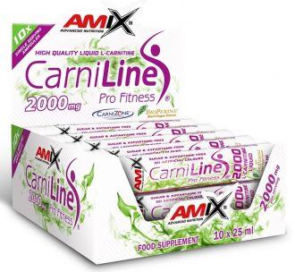 AMIX CarniLine Pro Fitness 2000 10x25ml