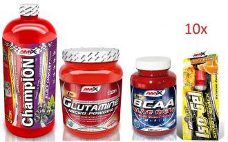 Amix Doplnění energie, ochrana svalové hmoty