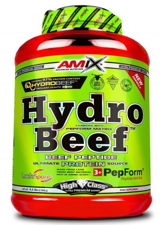 AMIX HydroBeef Peptide Protein