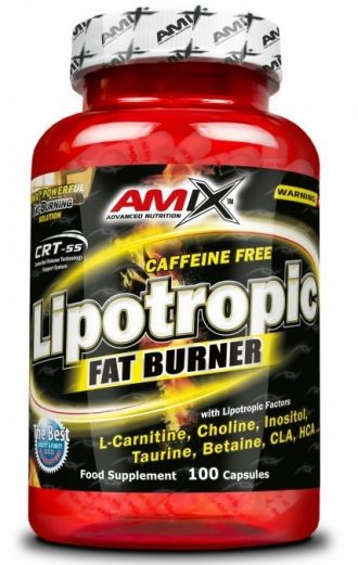 AMIX Lipotropic Fat Burner 200 kps