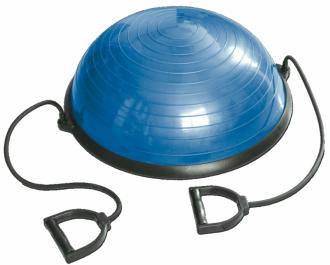Balanční podložka s úchyty prům. 58cm,výška 25cm