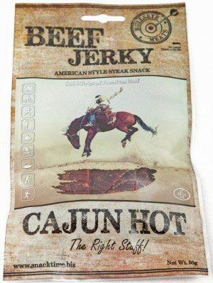 Beef Jerky CAJUN HOT 50g
