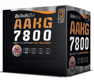 BioTech AAKG 7800 20 x 25ml