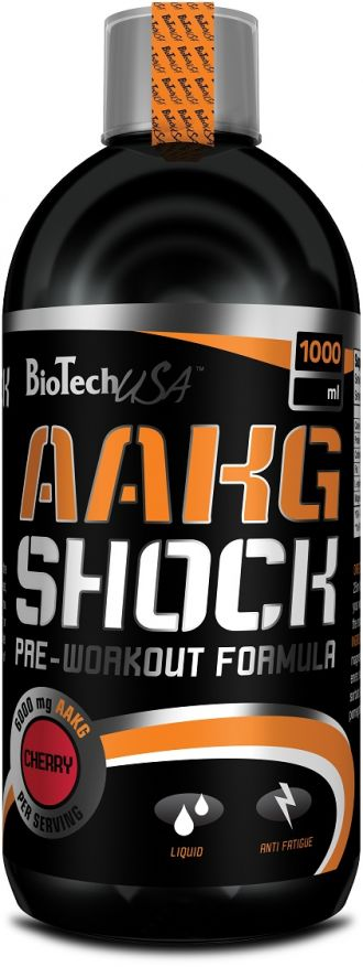 BioTech AAKG SHOCK EXTREME 1000ml