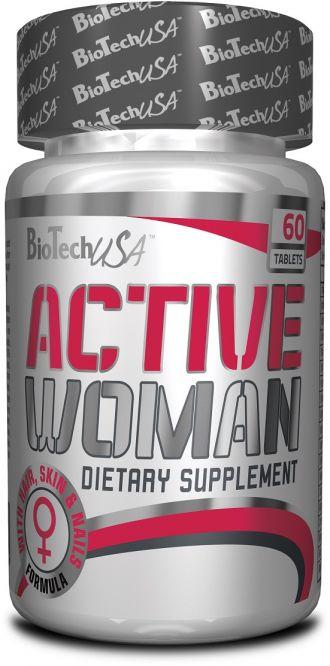 BioTech ACTIVE Women 60 tablet
