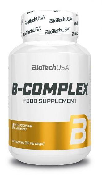 BioTech B-COMPLEX 60 tablet
