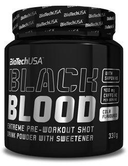 BioTech BLACK BLOOD CAF+ 330g