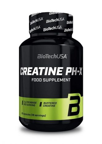 BioTech CREATINE PH-X