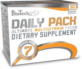 BioTech DAILY PACK 30 dávek