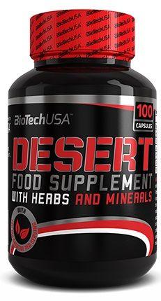 BioTech DESERT 100 kapslí