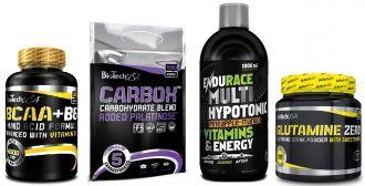 Biotech Doplnění energie, ochrana svalové hmoty