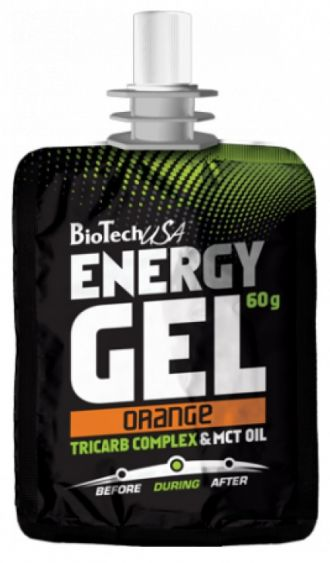 BioTech ENERGY GEL 60g