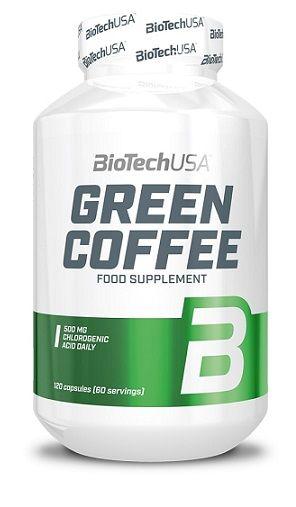 BioTech GREEN COFFEE 120 kapsl�