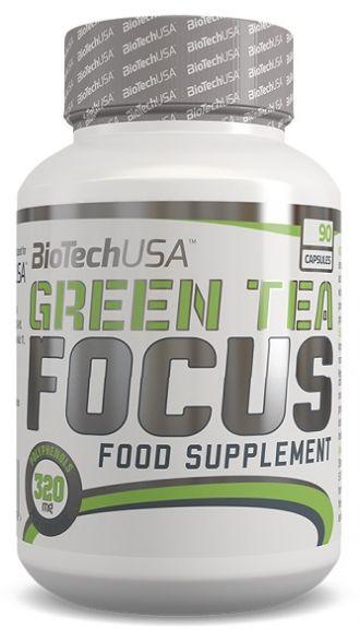 BioTech GREEN TEA FOCUS 90 kapslí