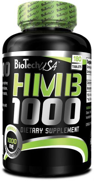 BioTech HMB 1000 180 kapslí