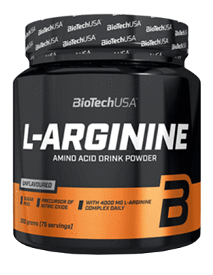 BioTech L-ARGININE POWDER 300g