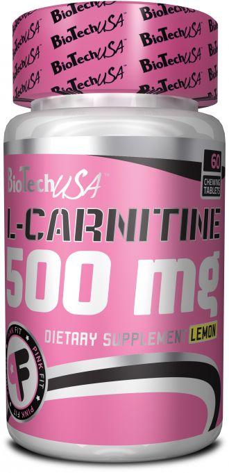 BioTech L-Carnitine 500 60 tablet