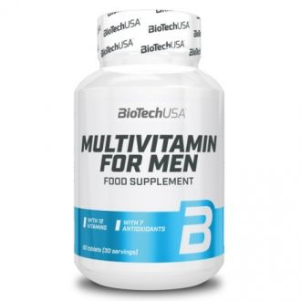 BioTech Multivitamin for Men 60 tablet