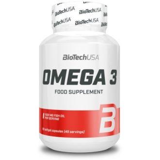 BioTech OMEGA 3 90 kapslí