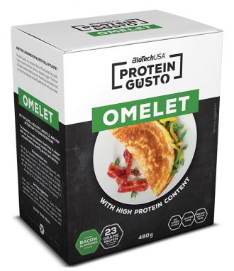 BioTech Protein Gusto OMELET 480g GLUTEN FREE
