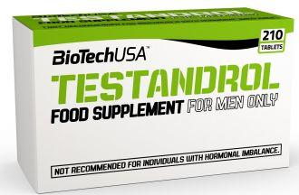 BioTech TESTANDROL 210 tablet