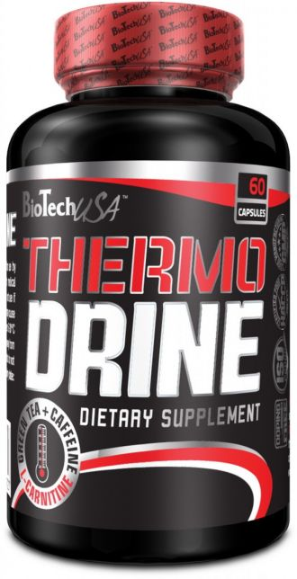BioTech THERMO DRINE 60 kapsl�