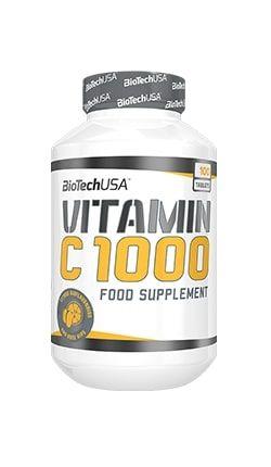 BioTech Vitamin C 1000 100 tablet