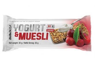BioTech Yogurt & Muesli 30g