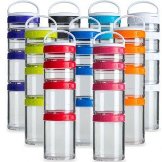Blender Bottle GoStak 4 Pak