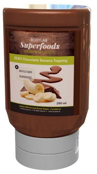 Bodylab Zero Topping Syrup 290ml stracciatella