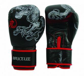 Boxerské rukavice Bruce Lee Dragon Deluxe Boxing Gloves, 16oz