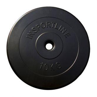 Cementový kotouč inSPORTline CEM 10 kg
