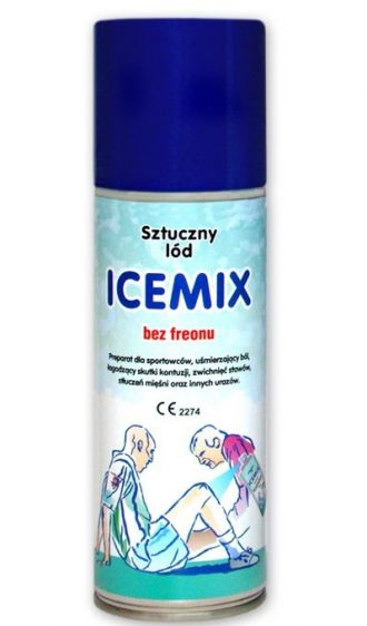 Chlad�c� sprej ICEMIX 400 ml