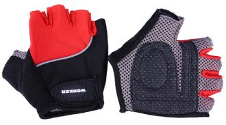 Cyklo rukavice WORKER S900