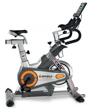 Cyklotrenažér BH Fitness Spada Racing Dual