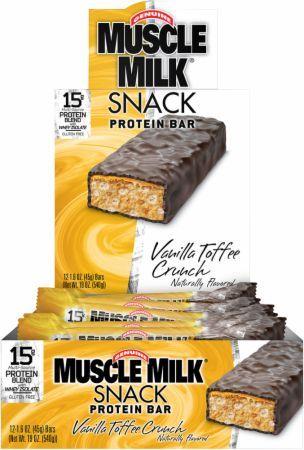 Cytosport Muscle Milk Snack Protein bar 45g