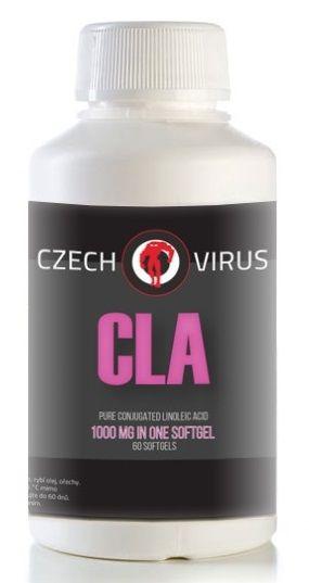 Czech Virus CLA 60 cps