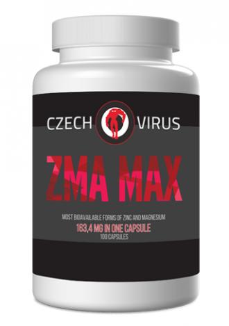 Czech Virus ZMA MAX 100 cps