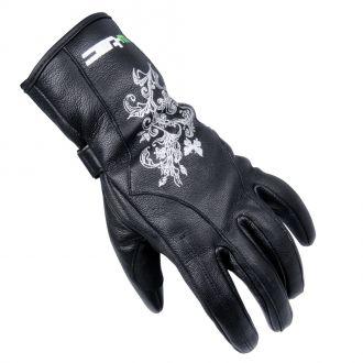Dámské kožené rukavice W-TEC Natali