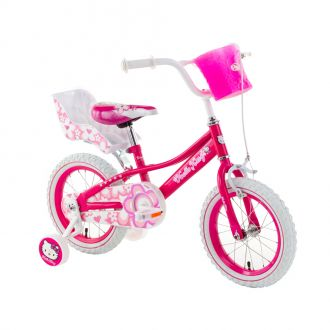 "D�tsk� kolo HELLO KITTY Shinny 14"" 2012"