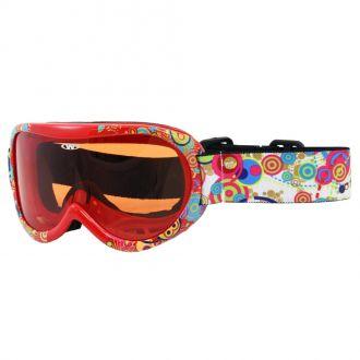 Dětské lyžařské brýle WORKER Miller s grafikou